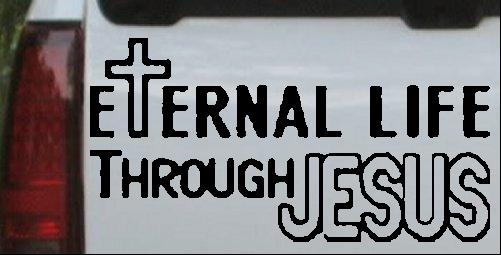 Eternal Life Through Jesus