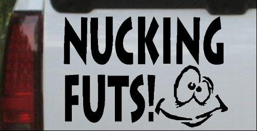Nucking Futs!
