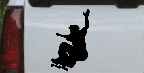 Free Style Skate Boarding