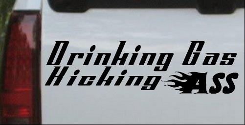 Drinking Gas