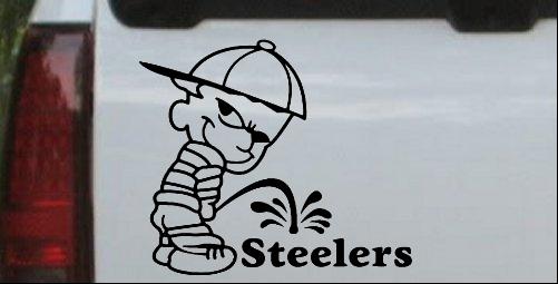 Pee on Steelers