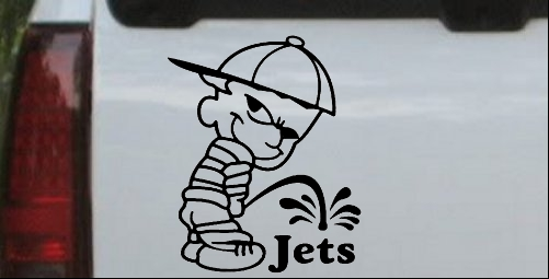 Pee On Jets