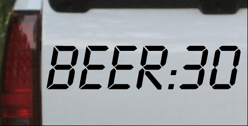 Beer: 30