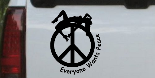 Everyone Wants Peace