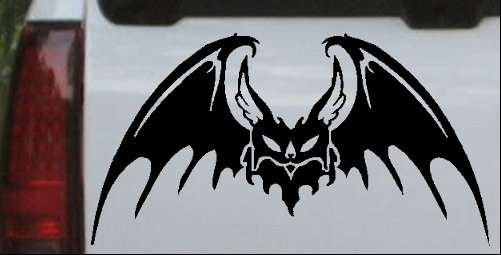 Cool looking Bat