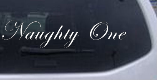 Naughty One