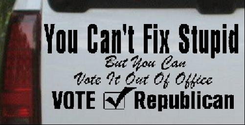 Vote Republican