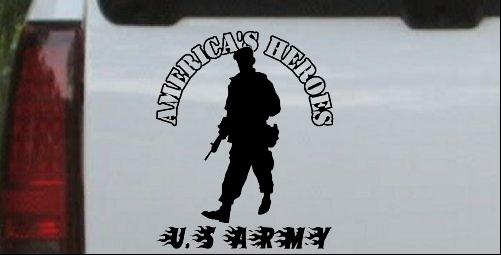 Americas Heroes U.S Army