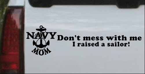 Navy Mom Dont Mess With Me