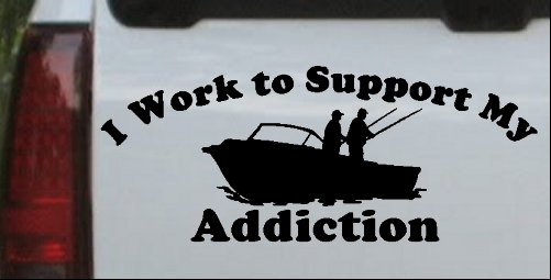 Fishing Decals For Trucks - Fishing decals for trucks