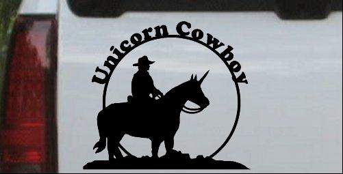 Unicorn Cowboy