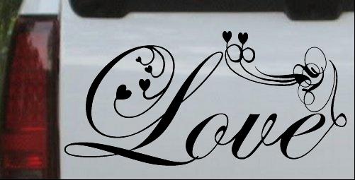 Love Swirl With Hearts