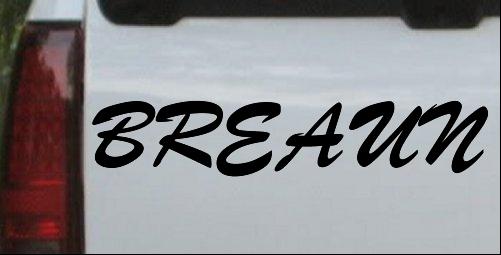 BREAUN