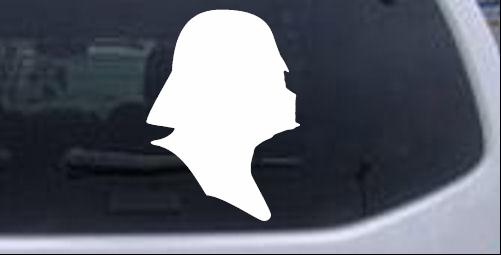 Star Wars Darth Vader Sci Fi car-window-decals-stickers