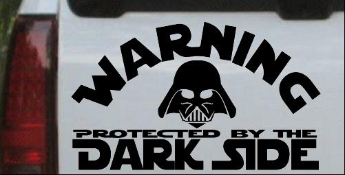 Darth Vader Dark Side