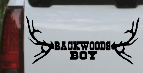 Backwoods Boy