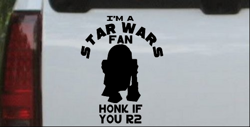 Honk If You R2