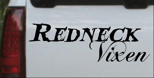 Redneck Vixen Girl