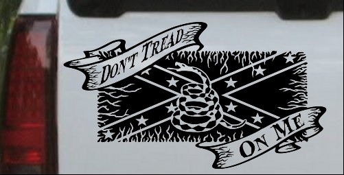Country Car Or Truck Window Decals And Wall Art DecalsRock - Redneck truck decals