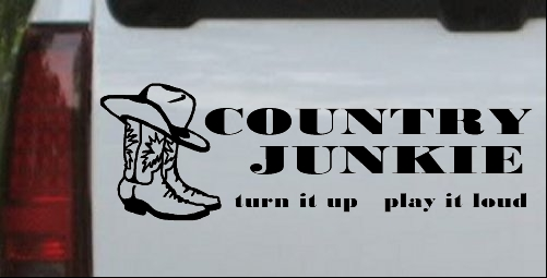 Country Junkie Turn It Up