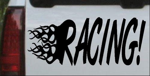 Racing Flames