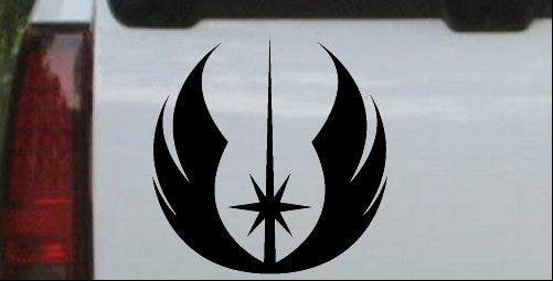 Star Wars Jedi Order Emblem