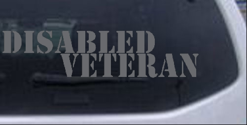 Disabled Veteran Free New Car