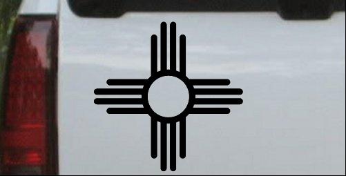 Native American Indian Sun