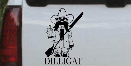 DILLIGAF Do I Look Like I Give A F