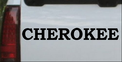 Cherokee No Feathers