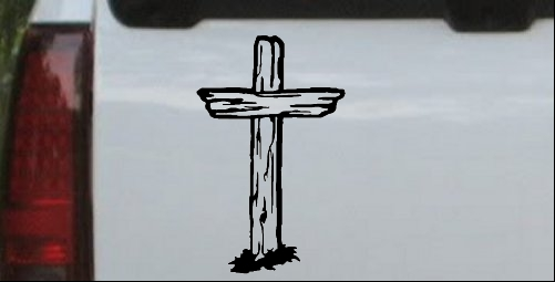 Single Rugged Cross