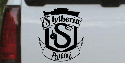 Harry Potter Slytherin Alumni