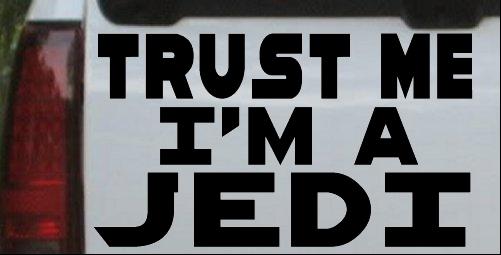 Trust Me Im A Jedi