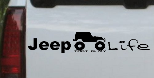 Jeep Thats My Life