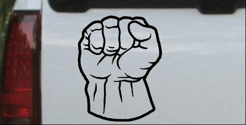 Hulk Smash Fist