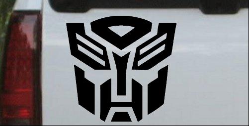 Transformers Autobot Symbol Logo