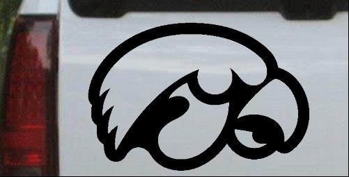 Hawkeye Symbol Logo