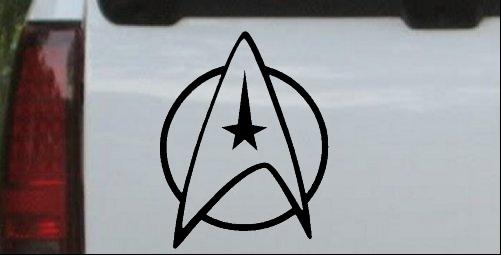 Star Trek Starfleet Symbol Logo