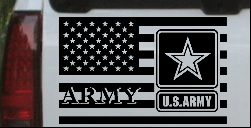 US American Flag Army