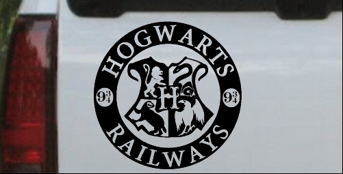 Hogwarts Railways Harry Potter