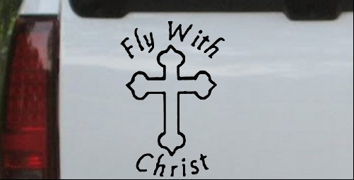 Fly With Christ