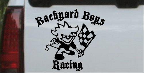 Backyard Boys Racing