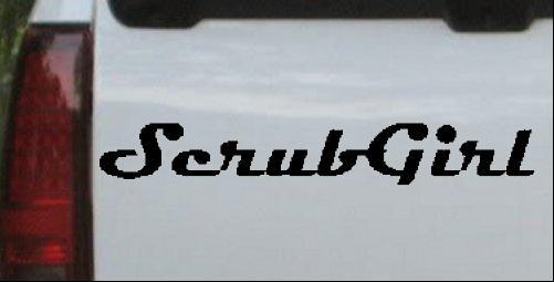 Scrub Girl
