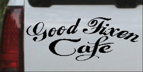 Good Fixen Cafe