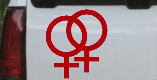 Lesbian Sign 117