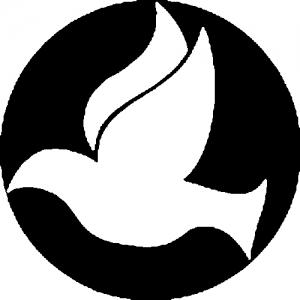 Dove In Circle