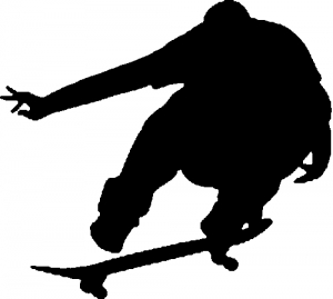 Extream Skate Boarding