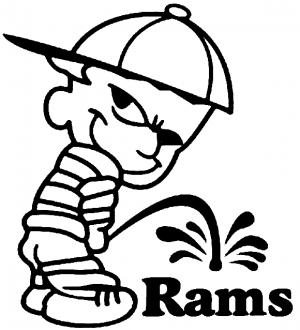 Pee On Rams