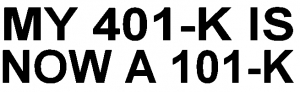 401-K is a 101-K