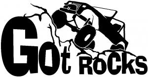 Got Rocks Off Road Decal